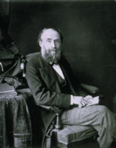 George Williams founded the YMCA in 1844